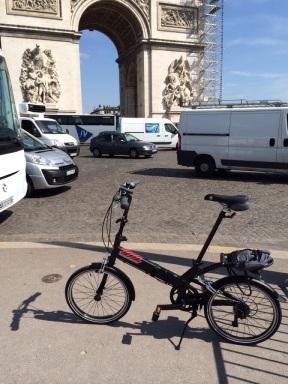 Mon bike parisien