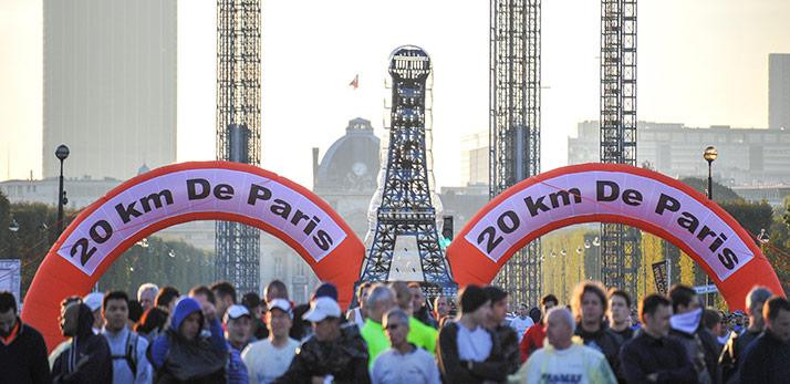 20 kms de paris, 12 octobre