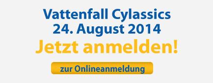 Vattenfall Cylassics HH, 24 août