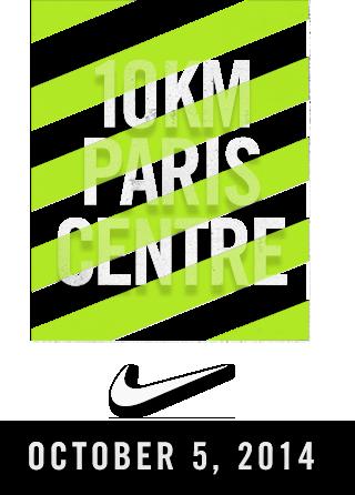 10 kms Paris Centre,  5 octobre