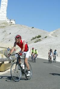 Etape du Tour 2009 Montélimar Le Ventoux