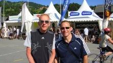 Gianpie et Jean Pierre
