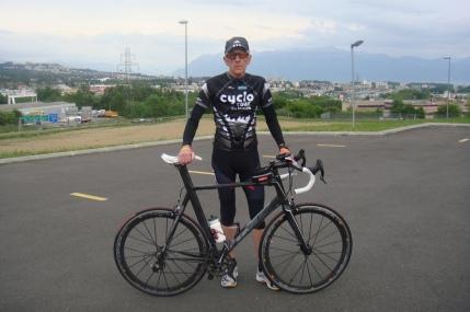 La cyclo tour du Léman 2012