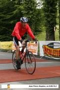 Arrivée de la Cyclo Tour du Léman