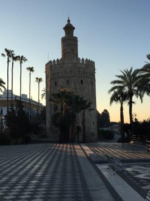La Torre del Oro