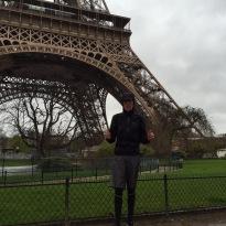 Start, La Tour Eiffel