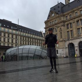 Finisch, Gare St Lazare