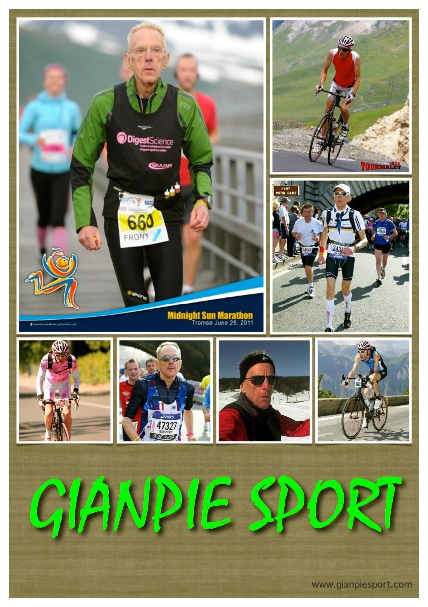 Poster GianpieSport vert